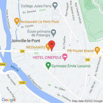 Avenue Gallieni, 94340 Joinville-le-Pont