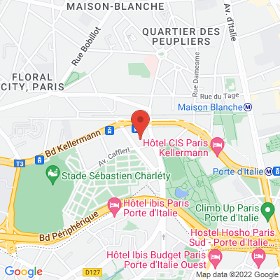 Poterne des Peupliers, 75013 Paris 13e