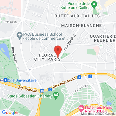 6 place de Rungis, 75013 Paris 13e