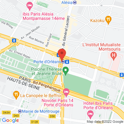 Place 25 aôut 1944, 75014 Paris 14e
