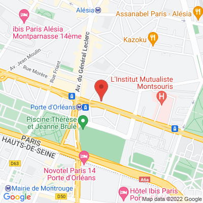 88/94 Boulevard Jourdan, 75014 Paris 14e