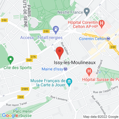 25 rue Diderot, 92130 Issy-les-Moulineaux