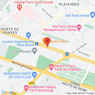 Boulevard Brune, 75014 Paris 14e