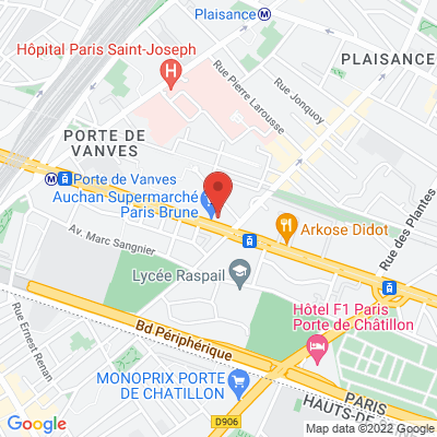 73 boulevard Brune, 75014 Paris 14e