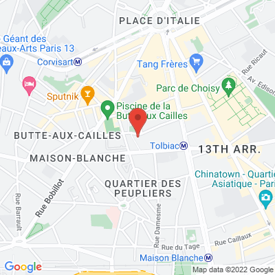 41 rue du Moulinet, 75013 Paris 13e
