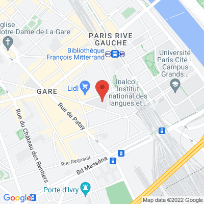 65 Rue des Grands Moulins, 75013 Paris 13e