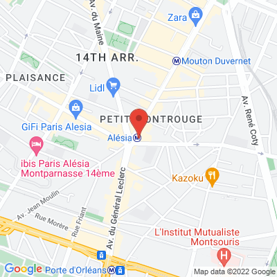75 avenue du General Leclerc, 75014 Paris 14e