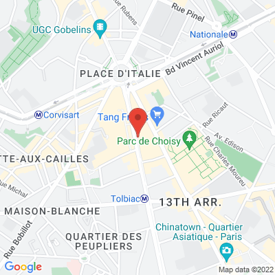 21 avenue d'Italie, 75013 Paris 13e