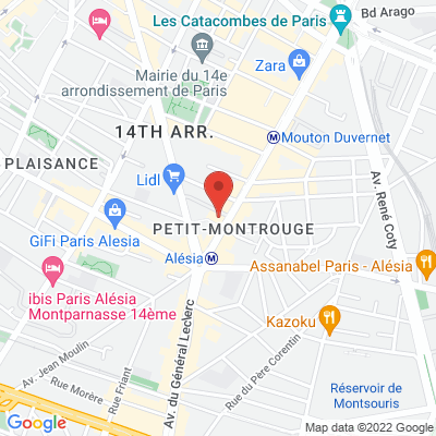 76-80 Avenue General Leclerc, 75014 Paris 14e