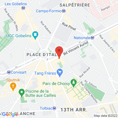194 avenue de choisy, 75013 Paris 13e