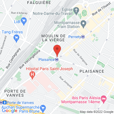 café plaisance, 75014 Paris 14e