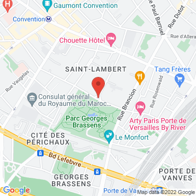 2 Place Jacques Marette, 75015 Paris 15e