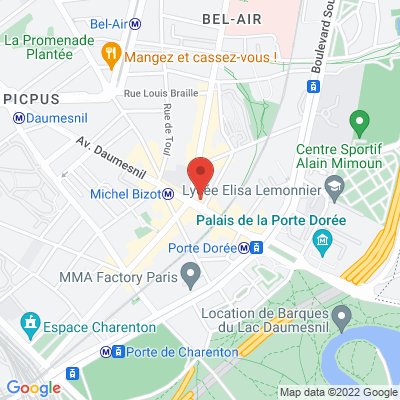 257 avenue Daumesnil, 75012 Paris 12e