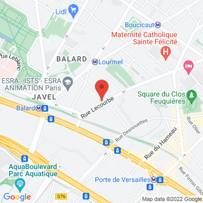 348 rue lecourbe, 75015 Paris 15e
