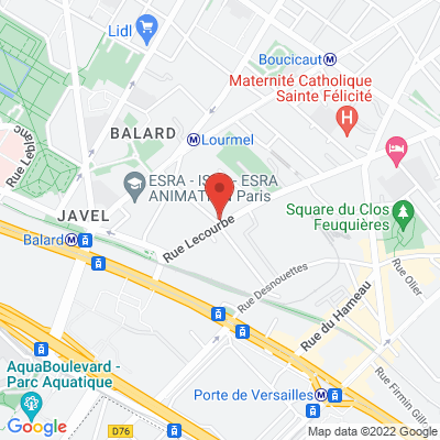 39 rue vasco de gama, 75015 Paris 15e