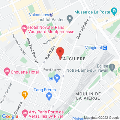 60 Rue Bargue, 75015 Paris 15e