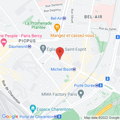 Avenue Daumesnil, 75012 Paris 12e