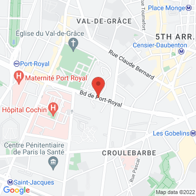 Boulevard Port Royal  RDV devant la boulangerie Bleue, 75005 Paris 5e