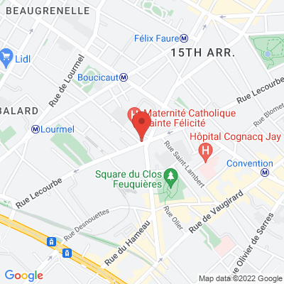 274 rue Lecourbe, 75015 Paris 15e