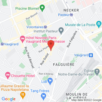 Zoom, 75014 Paris 14e