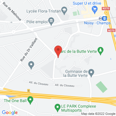 12 place Antoine Renard, 93160 Noisy-le-Grand