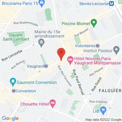 rue de vaugirard, 75015 Paris 15e