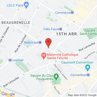 Rue de la Convention, 75015 Paris 15e