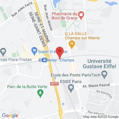Gare de Noisy-Champs, 93160 Noisy-le-Grand