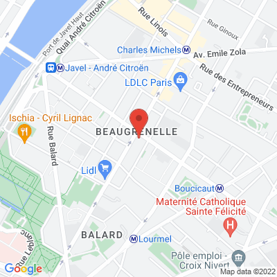 58 Rue de la Convention, 75015 Paris 15e