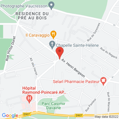 18 rue Raymond Poincaré, 92380 Garches