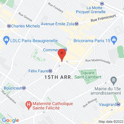 Charlie Birdy Commerce 1 Place Etienne Pernet, 75015 Paris 15e