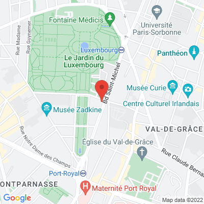66 boulevard Saint-Michel, 75006 Paris 6e