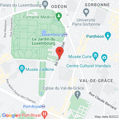 97 Boulevard Saint Michel, 75006 Paris 6e