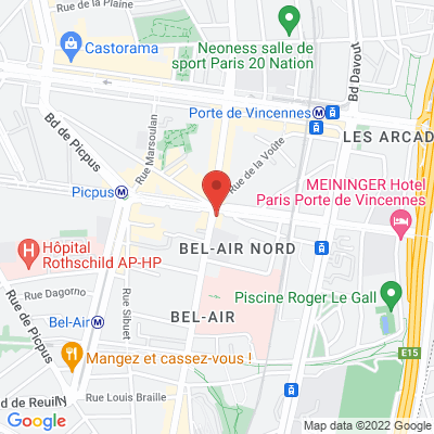 86 avenue de Saint-Mandé, 75012 Paris 12e