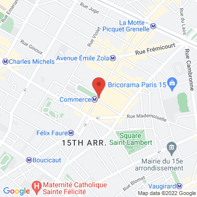 85 rue du commerce, 75015 Paris 15e