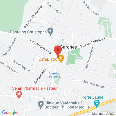 Place St Louis, 92380 Garches