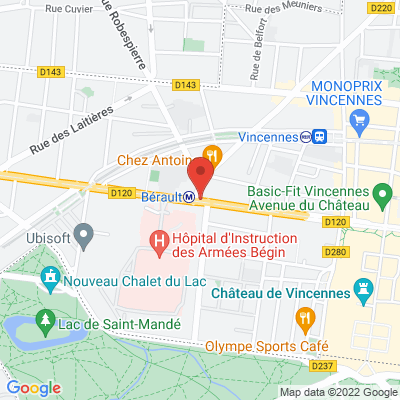 avenue de Paris, 94300 Vincennes
