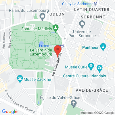 60 Boulevard Saint Michel, 75006 Paris 6e