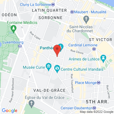 Place du Panthéon, 75005 Paris 5e