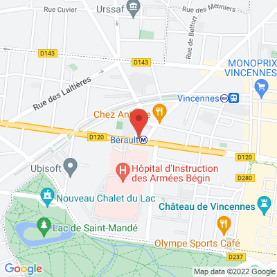 100 Avenue de Paris, 94300 Vincennes