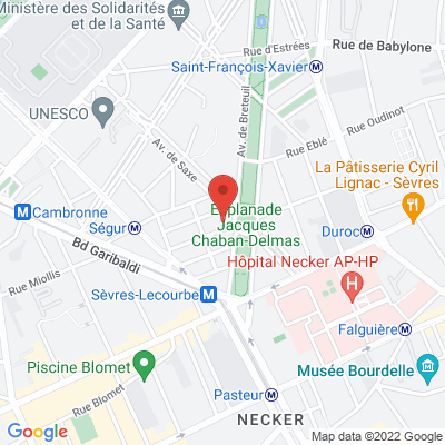 6 place de Breteuil, 75015 Paris 15e