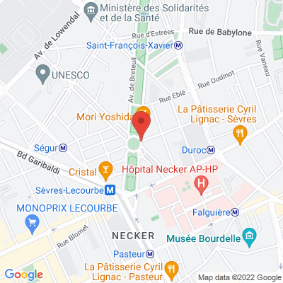 5 Place de Breteuil, 75007 Paris 7e