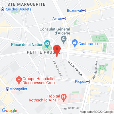 28 place de la Nation, 75012 Paris 12e
