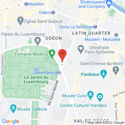 CAFE LUXEMBOURG, 75006 Paris 6e
