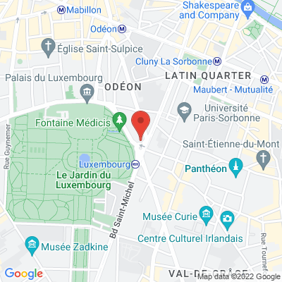 CAFE LUXEMBOURG PLACE EDMOND ROSTAND 75006 PARIS, 75006 Paris 6e