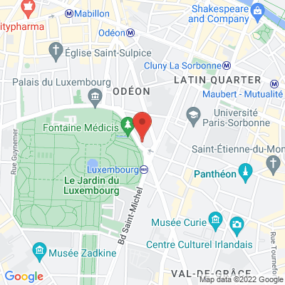 6 place Edmond Rostand, 75005 Paris 5e