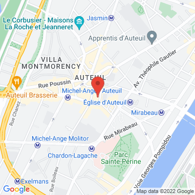 7 Rue des Perchamps, 75016 Paris 16e