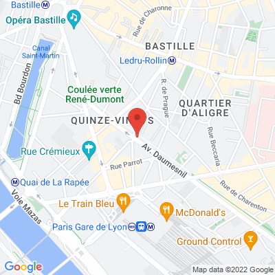 29 avenue Daumesnil, 75012 Paris 12e