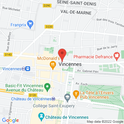 Place de l eglise, 94300 Vincennes