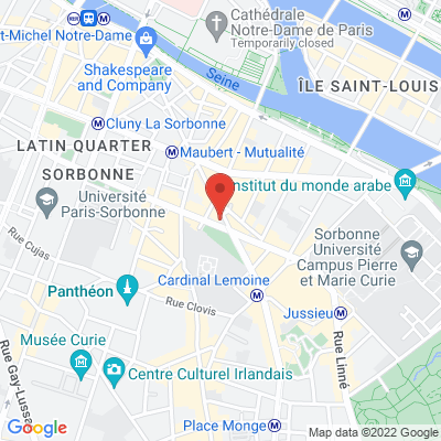 Square Paul Langevin 20 rue Monge, 75005 Paris 5e